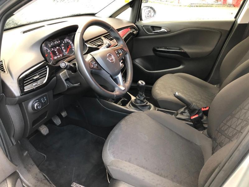 Photo 9 de l'offre de OPEL Corsa 1.4 90ch Design 120 ans Start/Stop 5p à 11490€ chez Garage Guézénec