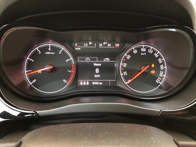 Photo 16 de l'offre de OPEL Corsa 1.4 90ch Design 120 ans Start/Stop 5p à 11490€ chez Garage Guézénec