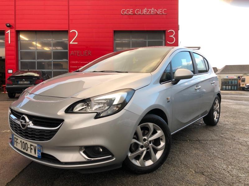 Opel Corsa 1.4 90ch Design 120 ans Start/Stop 5p Essence GRIS C Occasion à vendre