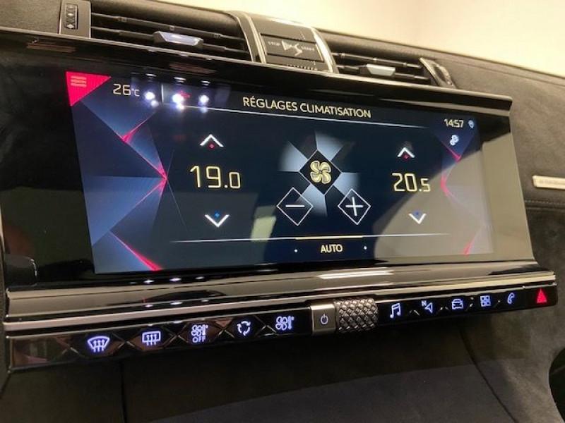 Photo 18 de l'offre de DS DS 7 CROSSBACK PURETECH 180CH PERFORMANCE LINE AUTOMATIQUE à 32990€ chez e-Vago