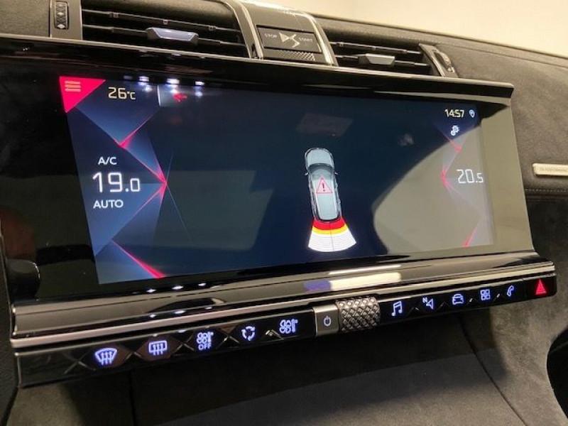 Photo 17 de l'offre de DS DS 7 CROSSBACK PURETECH 180CH PERFORMANCE LINE AUTOMATIQUE à 32990€ chez e-Vago