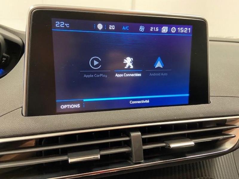 Photo 15 de l'offre de PEUGEOT 3008 1.2 PURETECH 130CH S&S ACTIVE à 24490€ chez e-Vago