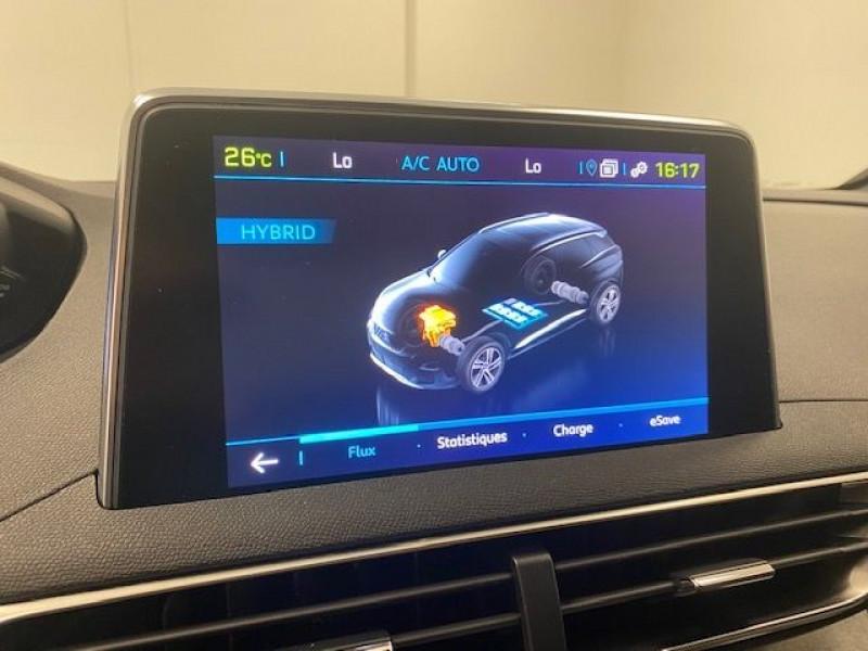 Photo 16 de l'offre de PEUGEOT 3008 HYBRID4 300CH GT E-EAT8 à 36990€ chez e-Vago