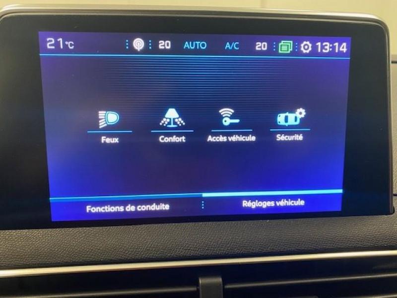Photo 18 de l'offre de PEUGEOT 5008 1.6 BLUEHDI 120CH ACTIVE S&S à 22490€ chez e-Vago