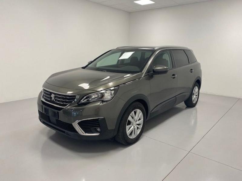 Peugeot 5008 1.6 BLUEHDI 120CH ACTIVE S&S Diesel GRIS AMAZONITE Occasion à vendre