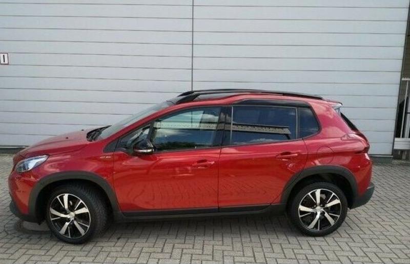 Peugeot 2008 1.2 PURETECH 130CH GT LINE S&S Essence ROUGE ULTIMATE Occasion à vendre