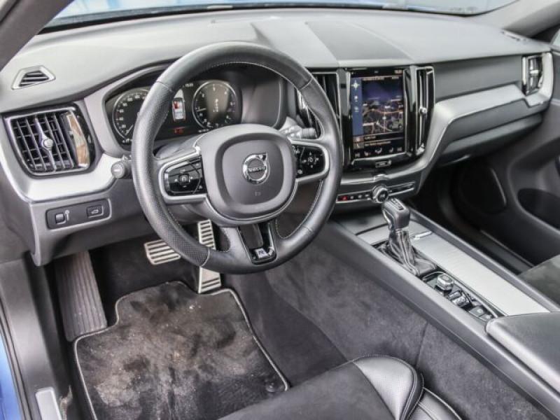 Photo 4 de l'offre de VOLVO XC60 D5 AWD 235CH R-DESIGN GEARTRONIC à 40990€ chez e-Vago