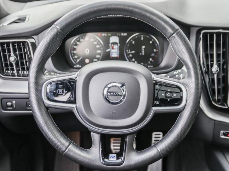 Photo 6 de l'offre de VOLVO XC60 D5 AWD 235CH R-DESIGN GEARTRONIC à 40990€ chez e-Vago