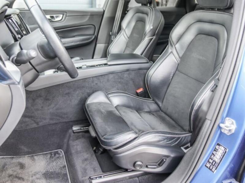 Photo 7 de l'offre de VOLVO XC60 D5 AWD 235CH R-DESIGN GEARTRONIC à 40990€ chez e-Vago