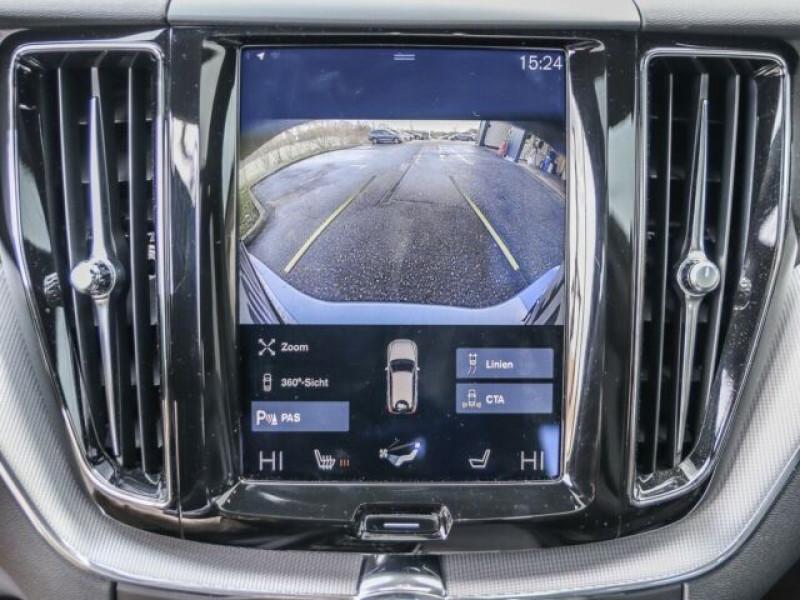 Photo 8 de l'offre de VOLVO XC60 D5 AWD 235CH R-DESIGN GEARTRONIC à 40990€ chez e-Vago