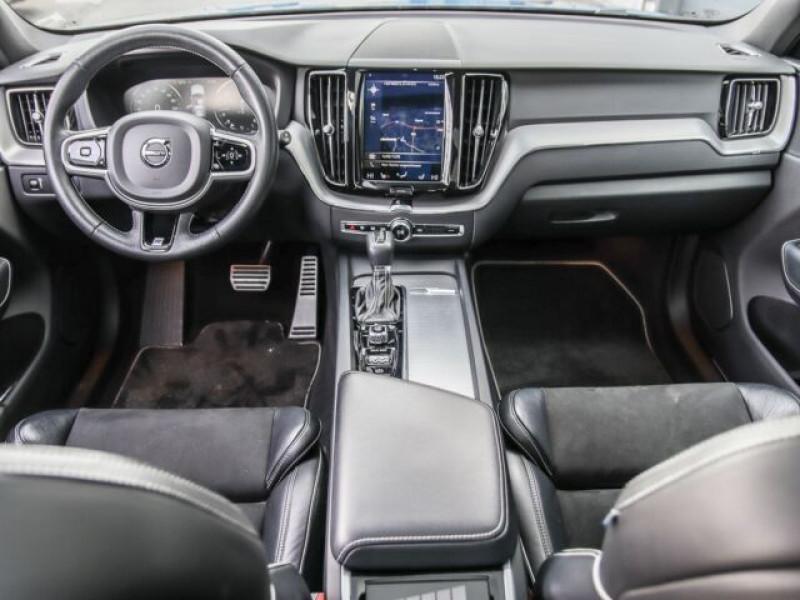 Photo 5 de l'offre de VOLVO XC60 D5 AWD 235CH R-DESIGN GEARTRONIC à 40990€ chez e-Vago