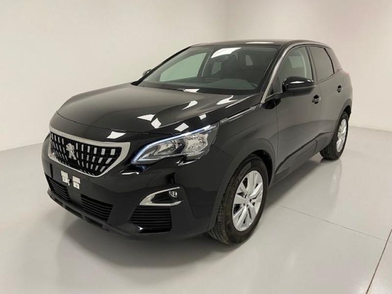 Peugeot 3008 1.2 PURETECH 130CH S&S ACTIVE Essence NOIR PERLA Occasion à vendre