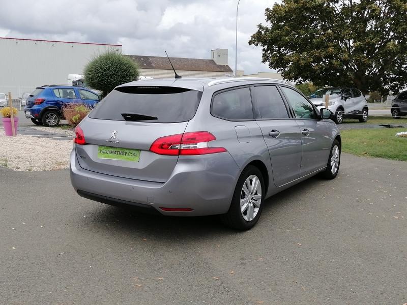 Photo 4 de l'offre de PEUGEOT 308 SW 1.5 BLUEHDI 130CH S&S STYLE EAT8 à 22990€ chez Willy Mathey automobiles