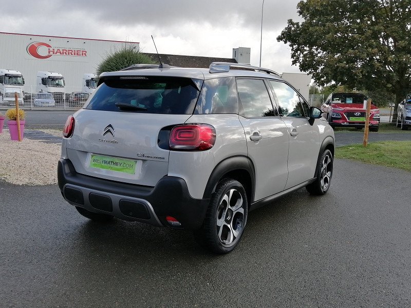 Photo 4 de l'offre de CITROEN C3 AIRCROSS PURETECH 110CH S&S SHINE à 17990€ chez Willy Mathey automobiles