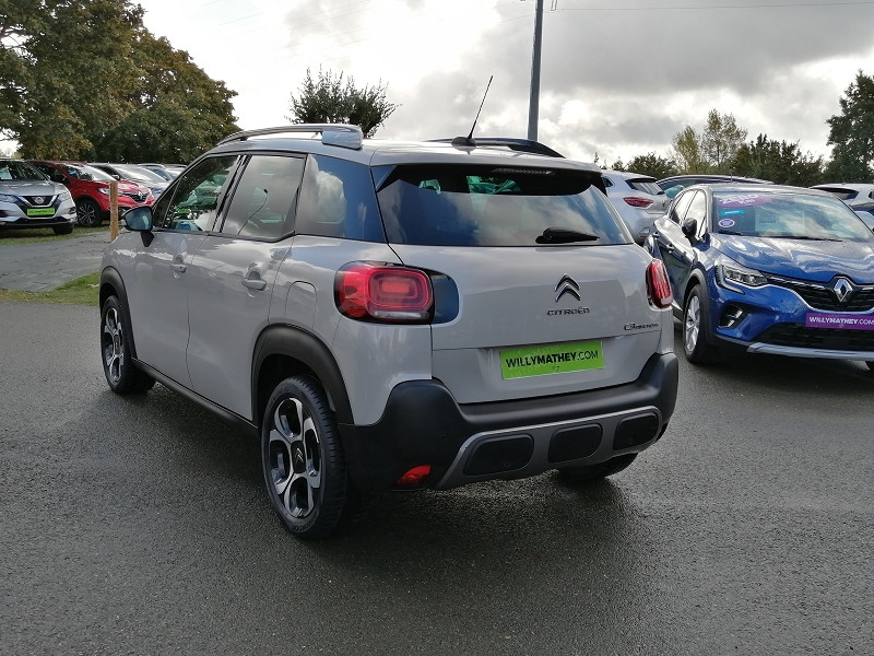 Photo 3 de l'offre de CITROEN C3 AIRCROSS PURETECH 110CH S&S SHINE à 17990€ chez Willy Mathey automobiles