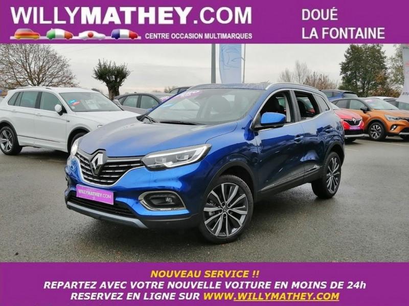 Renault KADJAR 1.5 BLUE DCI 115CH INTENS - 21 Diesel BLEU IRON Neuf à vendre