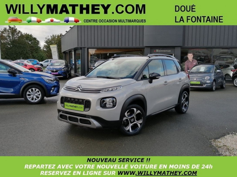 Citroen C3 AIRCROSS PURETECH 110CH S&S SHINE Essence SABLE Occasion à vendre