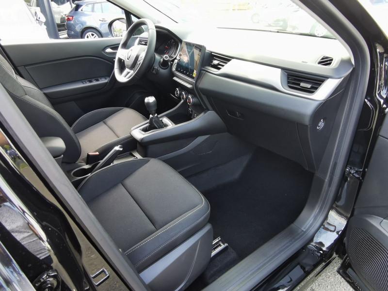 Photo 7 de l'offre de RENAULT CAPTUR II 1.5 BLUE DCI 95CH BUSINESS à 21990€ chez Willy Mathey automobiles