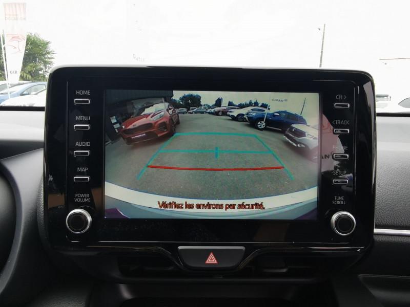 Photo 20 de l'offre de TOYOTA YARIS 116H DESIGN 5P à 21990€ chez Willy Mathey automobiles