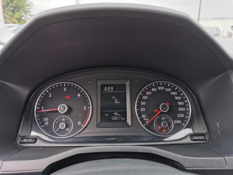 Photo 16 de l'offre de VOLKSWAGEN CADDY 2.0 TDI 75CH TRENDLINE EURO6D-T à 16990€ chez Willy Mathey automobiles