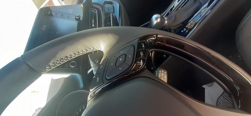 Photo 21 de l'offre de TOYOTA C-HR 122H EDITION 2WD E-CVT à 26990€ chez Willy Mathey automobiles
