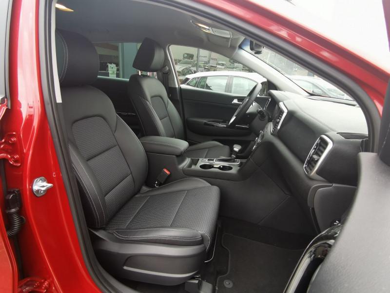 Photo 9 de l'offre de KIA SPORTAGE 1.6 CRDI 136CH MHEV BLACK EDITION 4X2 DCT7 à 30990€ chez Willy Mathey automobiles