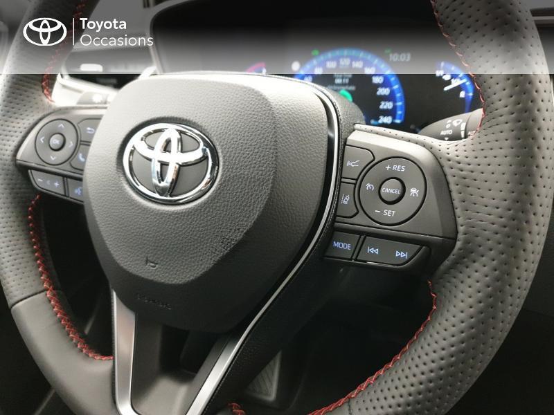 Photo 20 de l'offre de TOYOTA Corolla 122h GR Sport MY21 à 28900€ chez Brest Automobiles - Toyota Brest