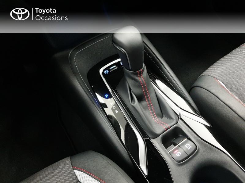 Photo 23 de l'offre de TOYOTA Corolla 122h GR Sport MY21 à 28900€ chez Brest Automobiles - Toyota Brest