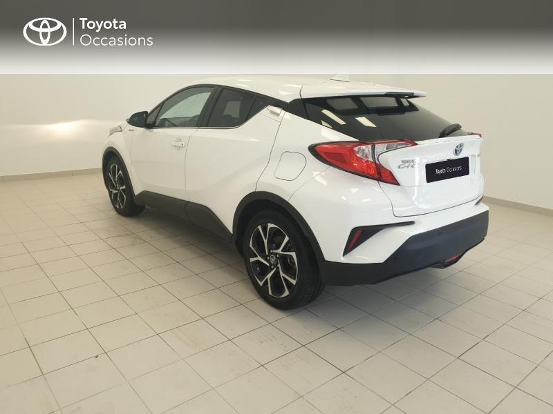 Photo 2 de l'offre de TOYOTA C-HR 122h Edition 2WD E-CVT à 21480€ chez Brest Automobiles - Toyota Brest