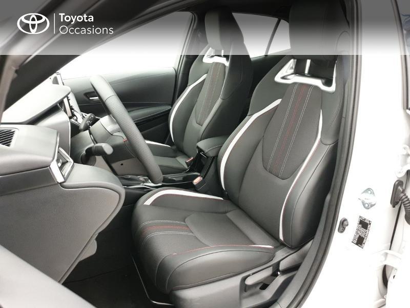Photo 11 de l'offre de TOYOTA Corolla 122h GR Sport MY21 à 28900€ chez Brest Automobiles - Toyota Brest