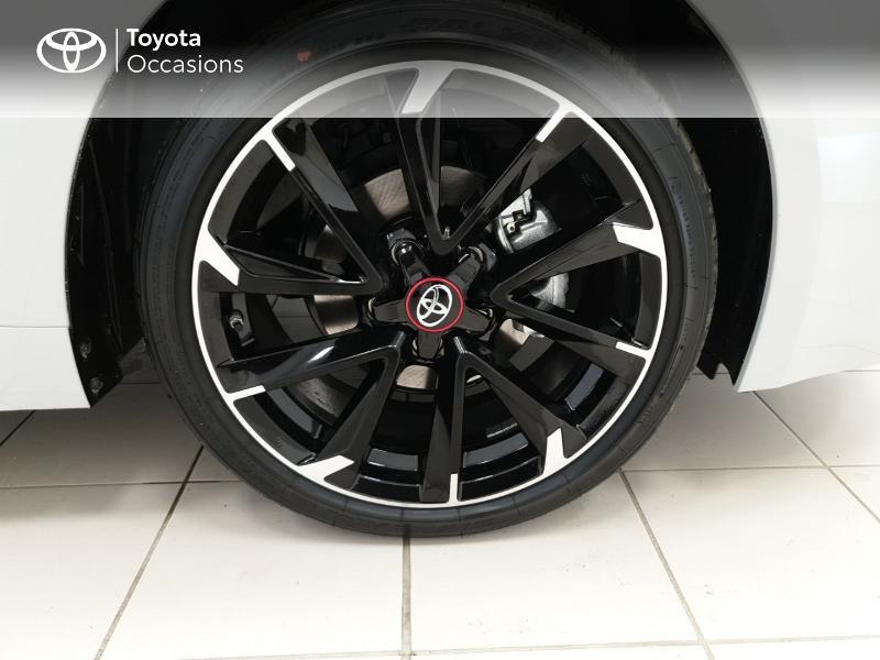 Photo 16 de l'offre de TOYOTA Corolla 122h GR Sport MY21 à 28900€ chez Brest Automobiles - Toyota Brest
