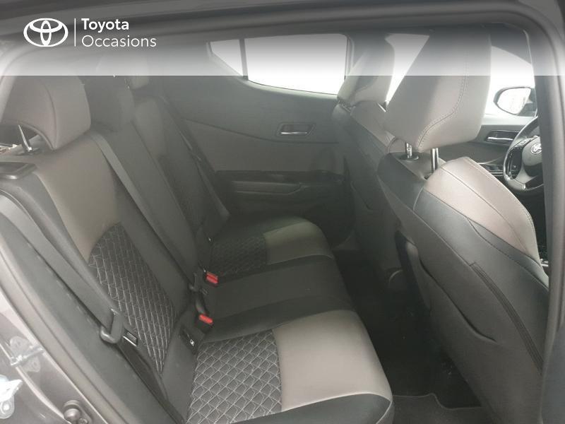 Photo 7 de l'offre de TOYOTA C-HR 122h Distinctive 2WD E-CVT MC19 à 24980€ chez Brest Automobiles - Toyota Brest