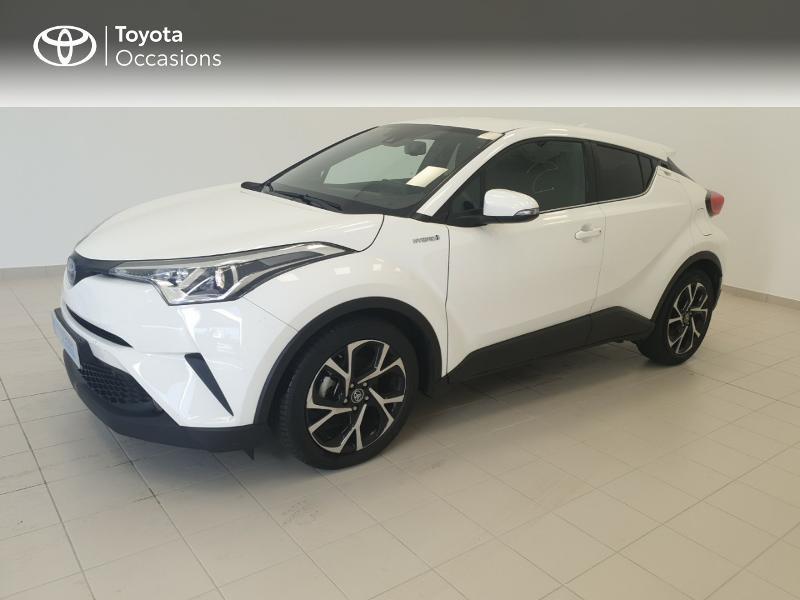 Photo 3 de l'offre de TOYOTA C-HR 122h Edition 2WD E-CVT à 21480€ chez Brest Automobiles - Toyota Brest