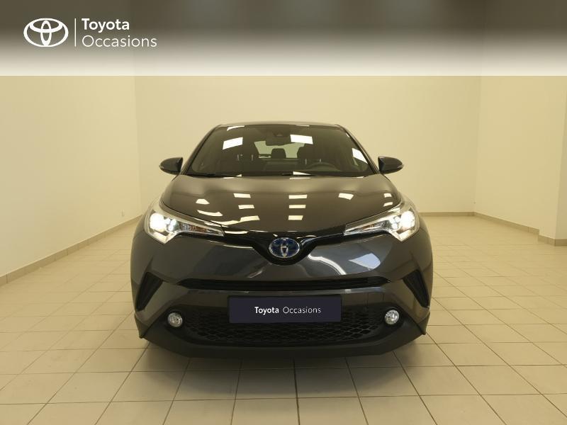 Photo 5 de l'offre de TOYOTA C-HR 122h Dynamic 2WD E-CVT RC18 à 20480€ chez Brest Automobiles - Toyota Brest