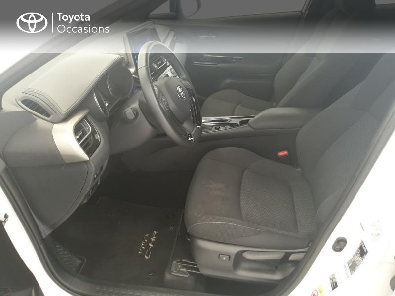 Photo 13 de l'offre de TOYOTA C-HR 122h Edition 2WD E-CVT à 21480€ chez Brest Automobiles - Toyota Brest