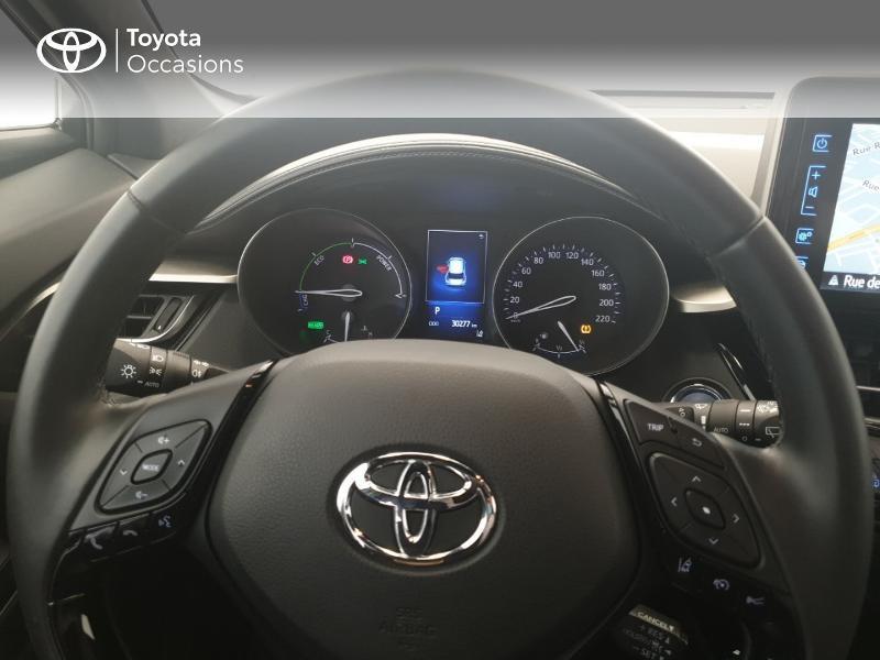 Photo 8 de l'offre de TOYOTA C-HR 122h Edition 2WD E-CVT à 21480€ chez Brest Automobiles - Toyota Brest