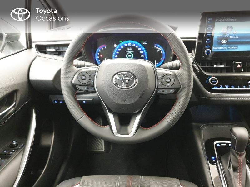 Photo 9 de l'offre de TOYOTA Corolla 122h GR Sport MY21 à 28900€ chez Brest Automobiles - Toyota Brest