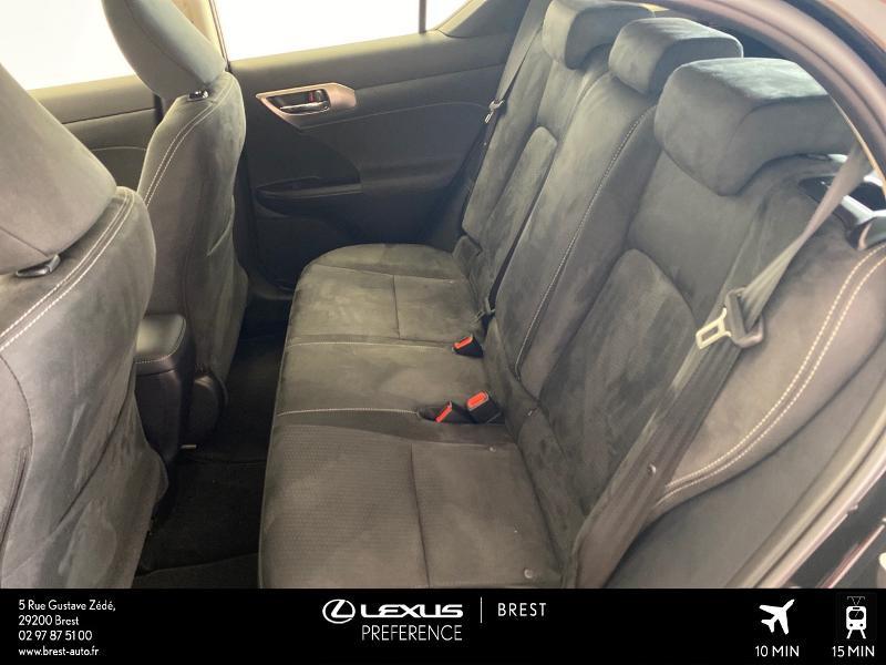 Photo 14 de l'offre de LEXUS CT 200h Pack 2020 à 27690€ chez Brest Automobiles - Toyota Brest