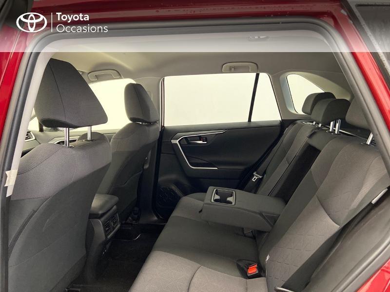 Photo 12 de l'offre de TOYOTA RAV4 Hybride 218ch Dynamic 2WD à 32480€ chez Brest Automobiles - Toyota Brest