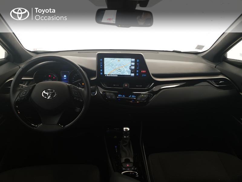 Photo 5 de l'offre de TOYOTA C-HR 122h Edition 2WD E-CVT à 21480€ chez Brest Automobiles - Toyota Brest
