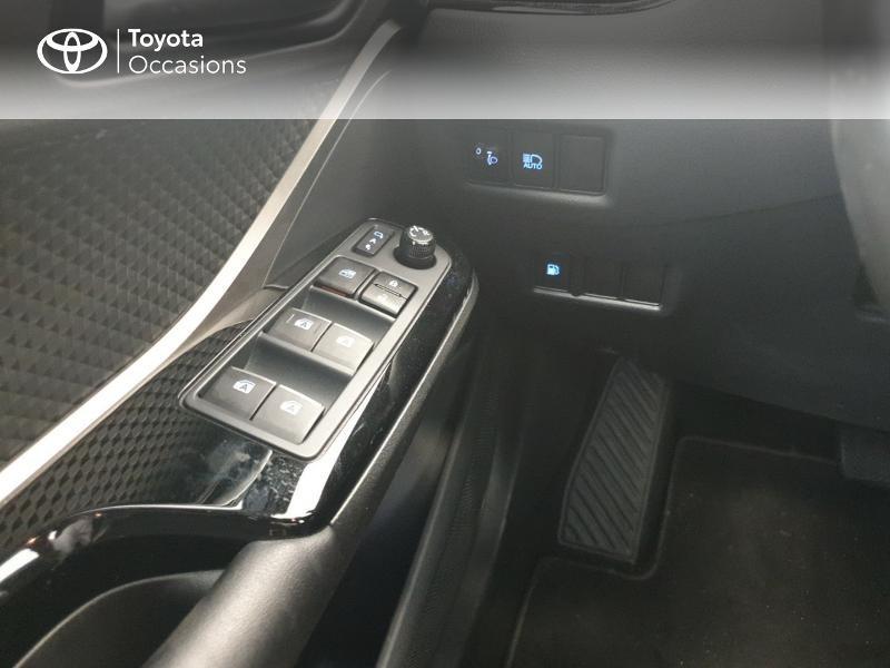 Photo 12 de l'offre de TOYOTA C-HR 122h Edition 2WD E-CVT à 21480€ chez Brest Automobiles - Toyota Brest