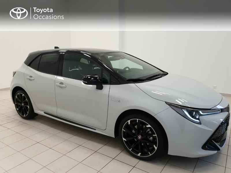 Photo 17 de l'offre de TOYOTA Corolla 122h GR Sport MY21 à 28900€ chez Brest Automobiles - Toyota Brest
