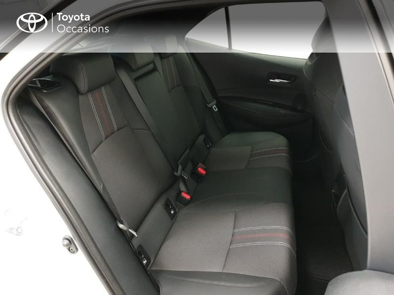 Photo 7 de l'offre de TOYOTA Corolla 122h GR Sport MY21 à 28900€ chez Brest Automobiles - Toyota Brest