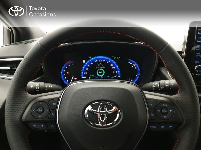 Photo 13 de l'offre de TOYOTA Corolla 122h GR Sport MY21 à 28900€ chez Brest Automobiles - Toyota Brest