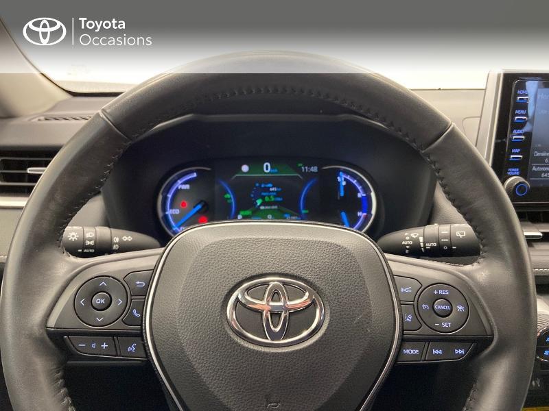 Photo 9 de l'offre de TOYOTA RAV4 Hybride 218ch Dynamic 2WD à 32480€ chez Brest Automobiles - Toyota Brest