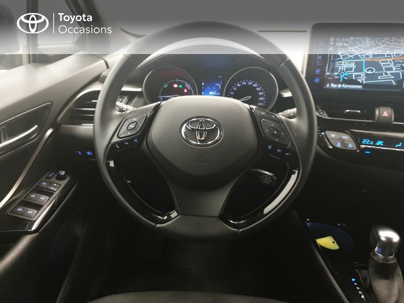 Photo 6 de l'offre de TOYOTA C-HR 122h Edition 2WD E-CVT à 21480€ chez Brest Automobiles - Toyota Brest