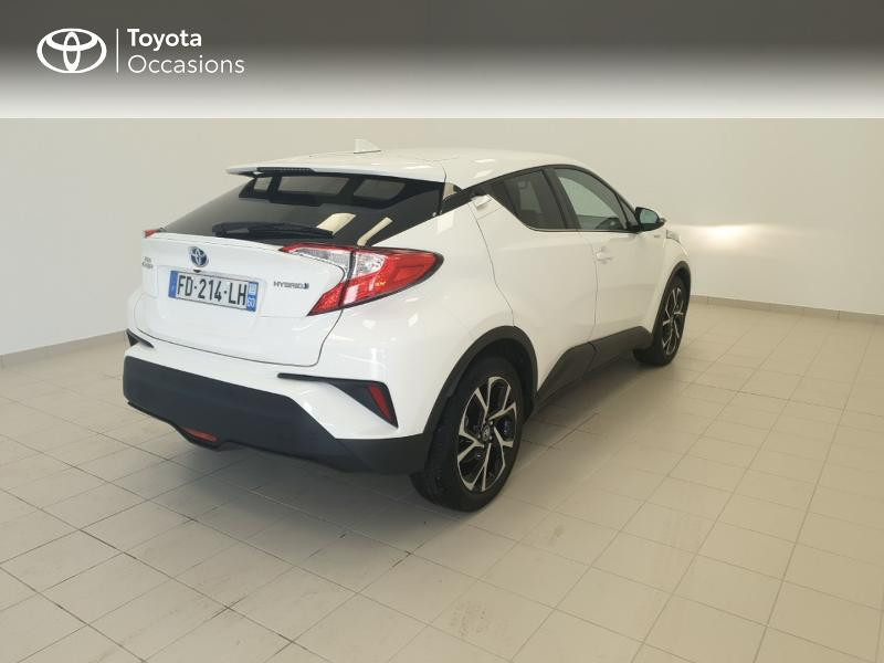 Photo 16 de l'offre de TOYOTA C-HR 122h Edition 2WD E-CVT à 21480€ chez Brest Automobiles - Toyota Brest