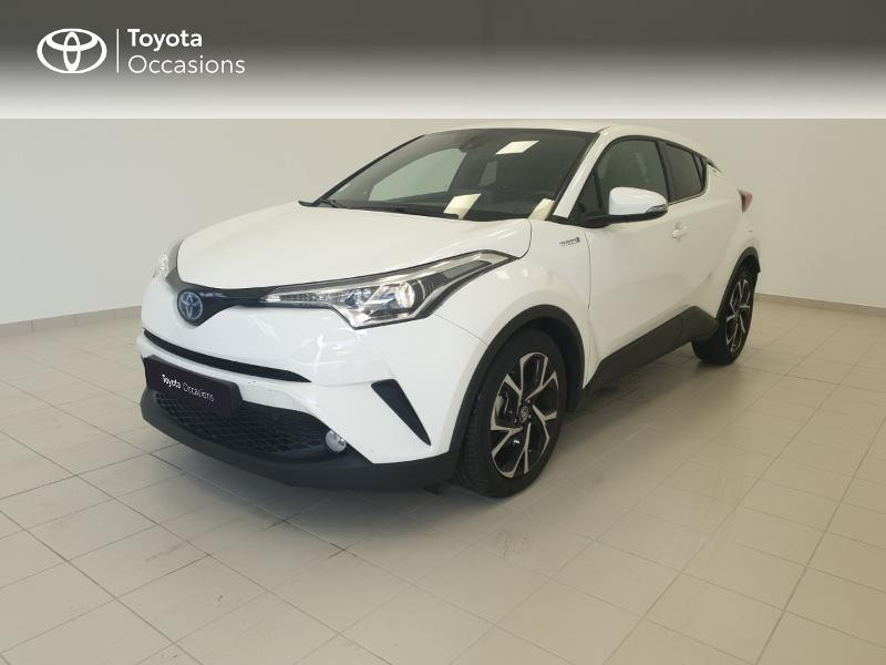 Photo 1 de l'offre de TOYOTA C-HR 122h Edition 2WD E-CVT à 21480€ chez Brest Automobiles - Toyota Brest