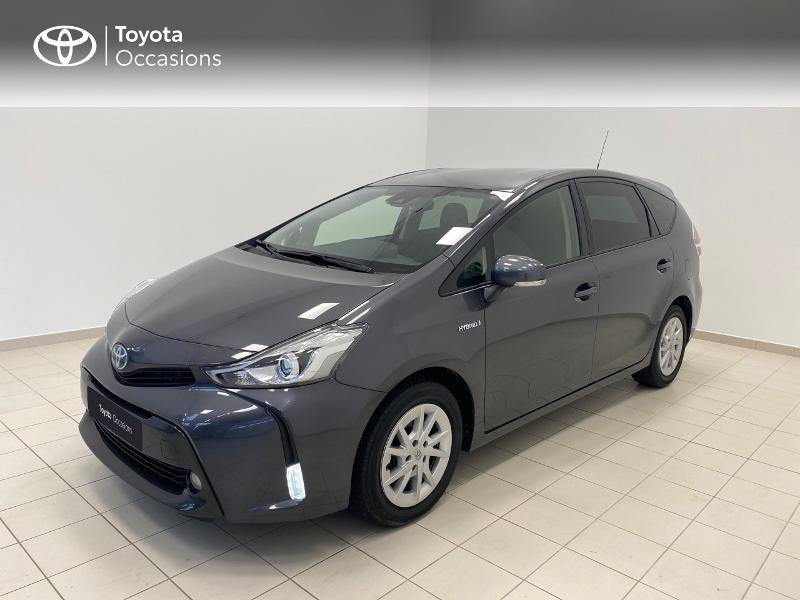 Toyota Prius+ 136h Dynamic TSS Hybride GRIS ATLAS Occasion à vendre
