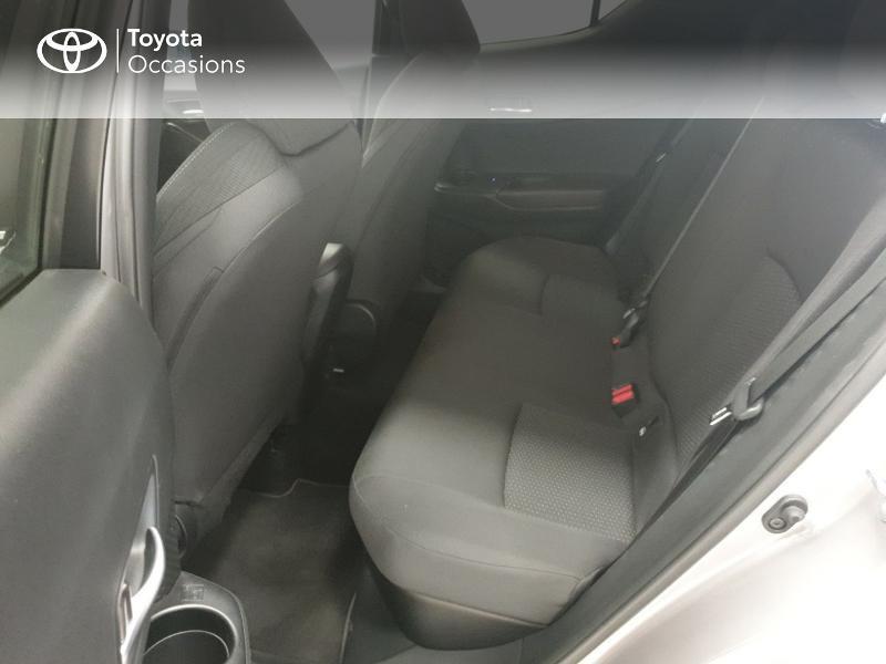 Photo 14 de l'offre de TOYOTA C-HR 122h Edition 2WD E-CVT à 21480€ chez Brest Automobiles - Toyota Brest